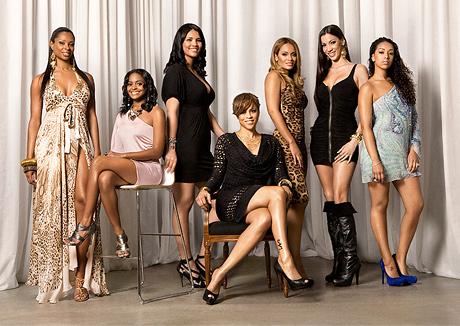 Un Reallity Show Para Mujeres De Jugadores De La NBA