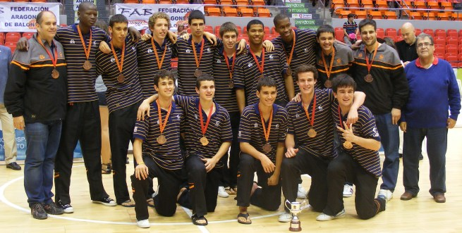 Gran Canaria cadete 2010/11