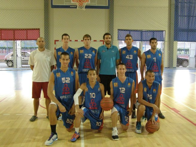 En la Summer League de Croacia