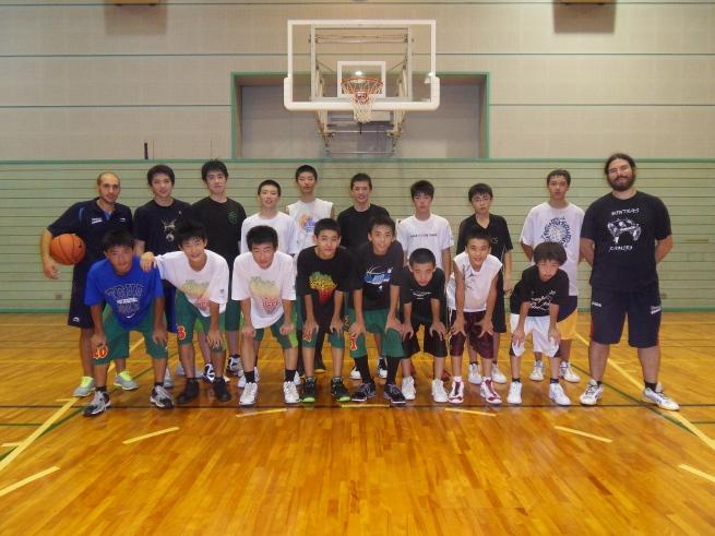 Entrenamiento en Chiba con Iñigo de la Villa